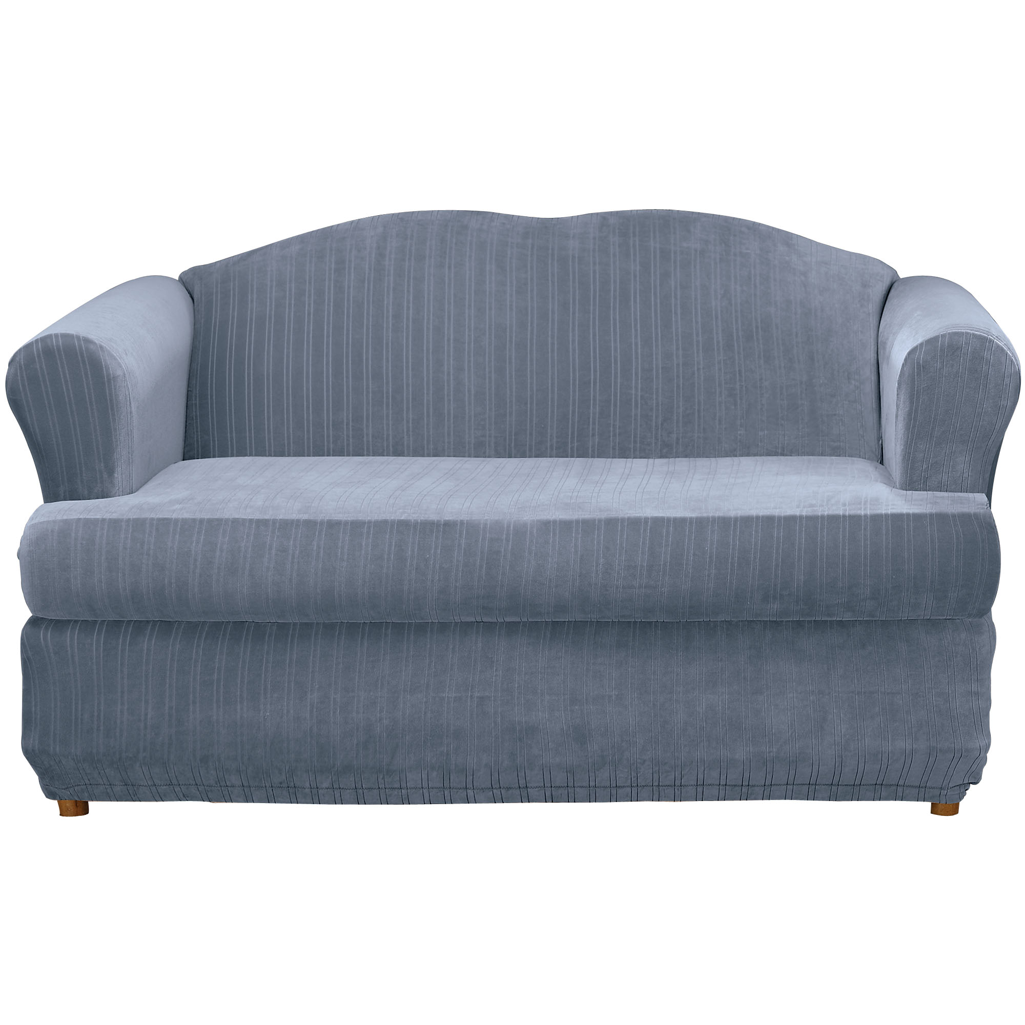 Product features Loveseat stretch slipcovers